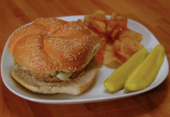 Best. Veggie. Burgers. Ever.