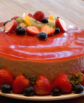 A daring cake