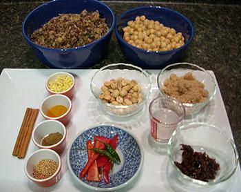Torval Dal ingredients