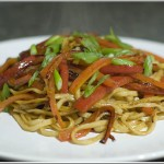 It's noodle time.